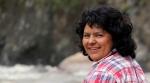 Berta Cáceres, activista medioambiental y por los derechos humanos. Movimientom4.org.