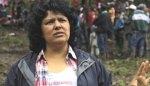 Berta Cáceres, en un vídeo elaborado por el Premio Goldman en 2015. Elmundo.es.