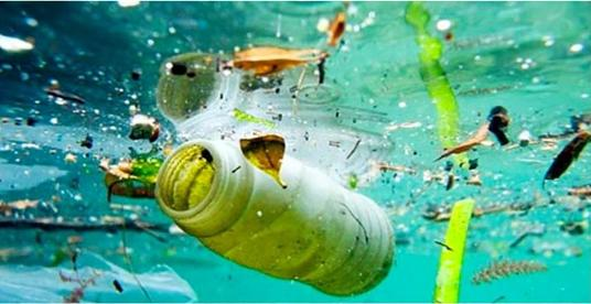 Contaminación plástica de los océanos. 2016.
