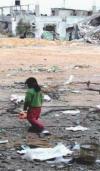 Destrucción en los territorios ocupados de Palestina. Gaza, 2008-2009. Amnesty.org.