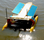 El SeaVax en funcionamiento. 2016. Twitter.com. Bird Marine.