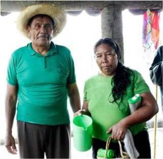 La familia Qom fue atropellada, falleciendo la anciana y su nieta. Sudaka.wordpress.com.