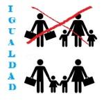 Viñeta. Igualdad de género. Equidad4every1.blogspot.com.
