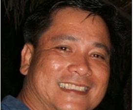 El líder medioambiental asesinado, Jerry Ortega. Filipinas, 8 enero 2010. Fuente: elyvalendez.blogspot.com.
