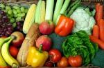 Alimentos ecológicos.