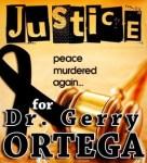 Cartel. Justicia para Gerry Ortega. 28 agosto 2011. Interaksyon.com.1.bp.blogspot.com.