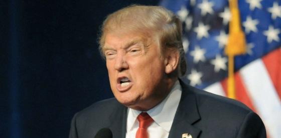 El candidato republicano a la presidencia de Estados Unidos, Donald Trump. 2016. Avaaz.org.