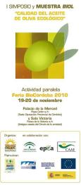 I Simposio y Muestra Biol. 19 - 20 nov. 2010. Córdoba.
