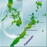 La isla de Palawan, en Filipinas. Lamula.pe.