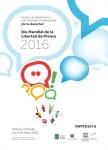 Día Mundial de la Libretada de pRensa 2016. 3 mayo 2016. Un.org.
