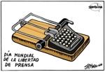 Libertad de información. 2016. Lavozdelcinaruco.com. Autor J. R. Mora.