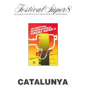 Portada. VII Festival Internacional Cinema Súper 8 de Barcelona. 25-27 nov. 1983.