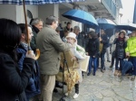 Intervención de la hija de Antonio Gabelas. Villafranca del Bierzo, 4 febr. 2017